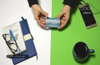 کو آی کو 66969893-021 | نمونه چاپ کارت بانکی