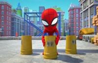 عنکبوتی و دوستان شگفت انگیزش فصل اول قسمت دوم