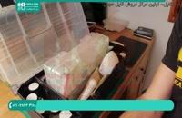 تجهیزات مورد نیاز و آموزش سر هم کردن کندو برای زنبورداری قسمت 2