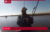 آموزش ماهیگیری - چالش ماهیگیری