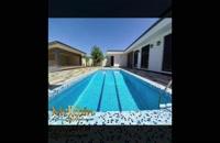 باغ ویلا 1000 متری در لم آباد ملارد دارای حدودا 160 متر بنا