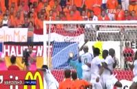 گلهای رابین فن پرسی در جام جهانی