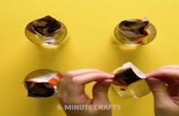 اموزش ۲۱ ایده برای دسر های و شکلاتی