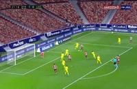 خلاصه بازی فوتبال اتلتیکو مادرید 4 - کادیز 0