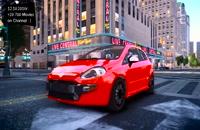 خودرو 2010 Fiat Punto Evo SPORT برای GTA V