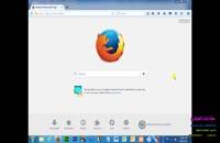 مدیریت یوزرنیم و پسورد در مرورگر فایرفاکس