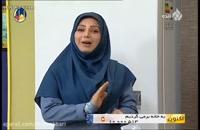 آموزش طرز تهیه کوفته تبریزی خانم بخشی به خانه برمی گردیم  97-03-09