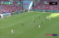 خلاصه بازی فوتبال کرواسی - اسپانیا