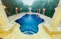 1800متر باغ ویلا لاکچری با طراحی خاص در ملارد
