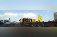 نقطه کور رانندگان ماشین سنگین | بارسی