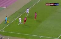 خلاصه بازی فوتبال صربستان 5 - روسیه 0