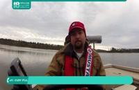 آموزش به قلاب انداختن طعمه و روش صحیح ماهیگیری