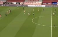 خلاصه مسابقه فوتبال آرسنال 1 - اسلاویاپراگ 1