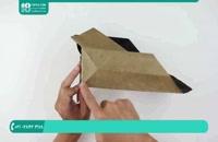 اوریگامی سه بعدی کارگاه پیکاچو