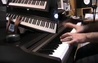 نت پیانو نسیم آندره آرزومانیان