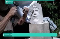 آموزش قواعد تراش دامله و نحوه کار با دستگاه های تراش سنگ