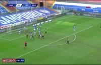 خلاصه مسابقه فوتبال سمپدوریا 2 - اینتر 1