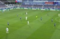 خلاصه مسابقه فوتبال اوئسکا 1 - رئال مادرید 2