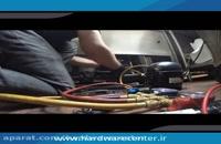 آموزش تعویض موتور یخچال