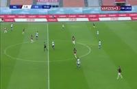 خلاصه بازی فوتبال آث میلان 2 - فیورنتینا 0