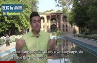 First language words; to use or not to use? Dr. Amir Rooholamin دکتر امیر روح الامین
