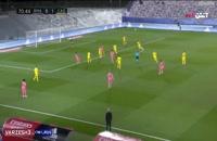 خلاصه بازی فوتبال رئال مادرید 0 - کادیز 1