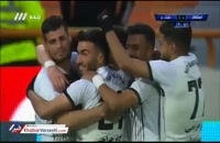 خلاصه بازی استقلال ۲-۱ نفت مسجدسلیمان