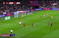 خلاصه بازی انگلیس 1 - مجارستان 1
