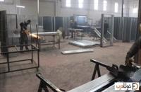 ساخت درب ضد سرقت فولاد درب