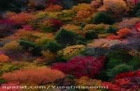 طبیعت گردی فوق العاده زیبا پاییزی
