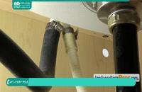 بررسی خرابی موتور پمپ ماشین ظرفشویی