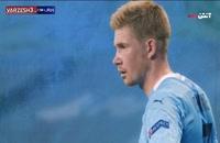 دی بروینه برترین هافبک لیگ قهرمانان اروپا 2019/20