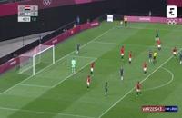 خلاصه بازی فوتبال مصر - آرژانتین