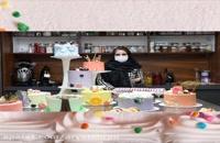 آموزش کیک پزی خانگی