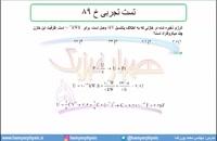 جلسه 79 فیزیک یازدهم - خازن 12 و تست تجربی خ 89- مدرس محمد پوررضا
