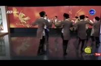 رقص آذری گروه آیلان پخش شده از شبکه 3 سیما