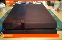 آموزش تعمیر پلی استیشن - عیب یابی و تعویض آی سی HDMI پلی استیشن 4