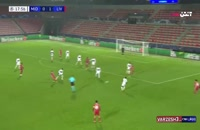خلاصه بازی فوتبال میتیلند 1 - لیورپول 1