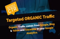 Buy Organic Website Traffic | Targeted Organic Keyword Website Traffic