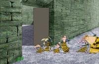 انیمیشن اوگی و سوسک ها (فصل 2-ق24)-Golf Curse