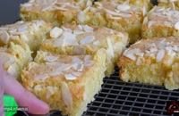طرز تهیه کیک بادام بدون آرد فوق العاده خوشمزه و مقوی