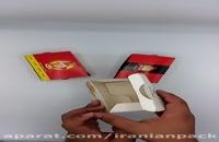 جعبه سیب زمینی   مدل صندوقی   ایرانیان پک