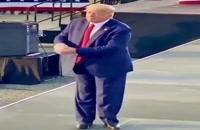 ترامپ بعد از باخت