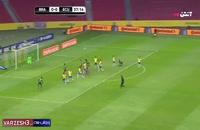 مسابقه فوتبال برزیل 2 - اکوادور 0