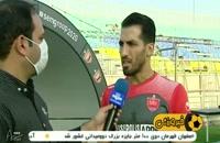 گزارشی از تمرین تیم فوتبال پرسپولیس پیش از دربی