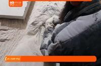 آموزش سنگ تراشی   حکاکی روی سنگ   سنگ تراشی شکل مو