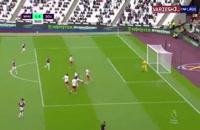 خلاصه مسابقه فوتبال وستهام 3 - ساوتهمپتون 0