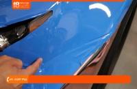 آموزش کاور خودرو - نصب کاور خودرو ( لبه ها )