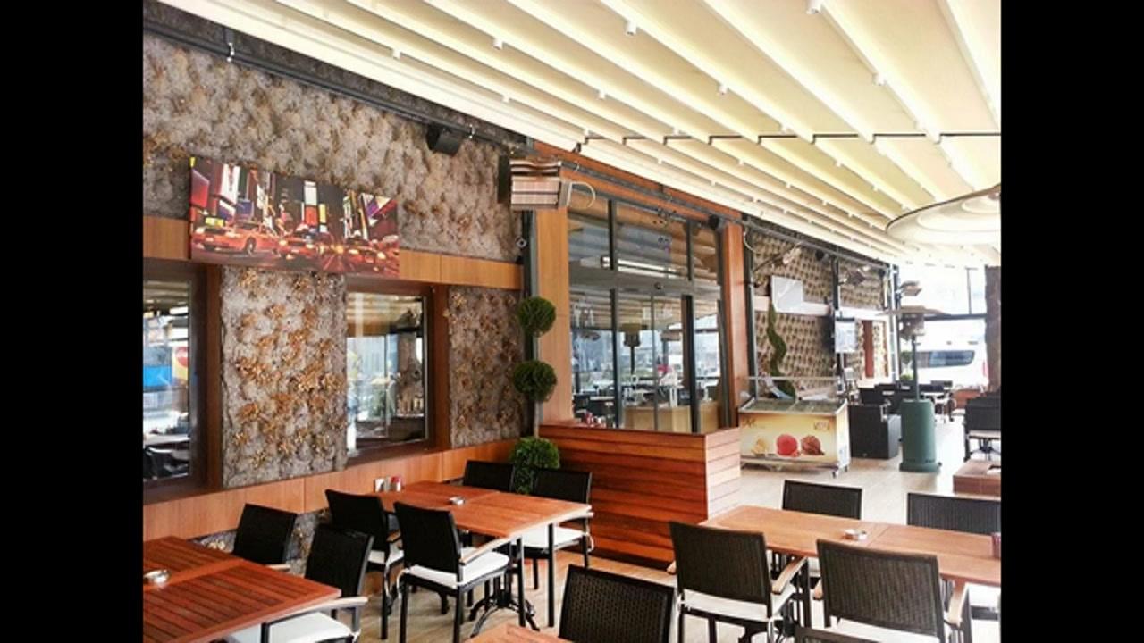 حقانی 09380039391-جدیدترین سقف اتوماتیک حیاط رستوران-سیستم تاشو سقف محوطه فضای vipباغ رستوران
