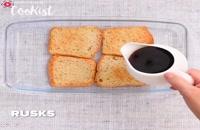 طرز تهیه فنجان های شیر خامه ای و بادام یک دسر خوشمزه
